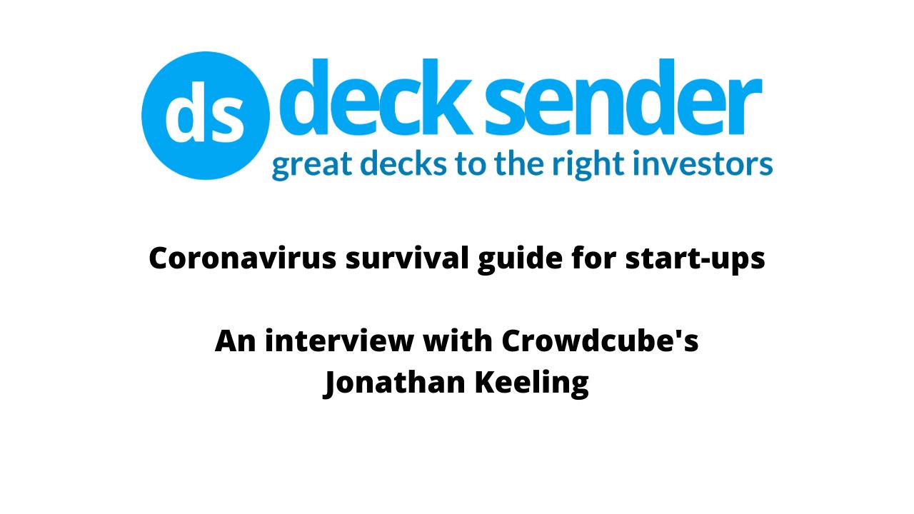 cornavirus survival guide for start ups part 3